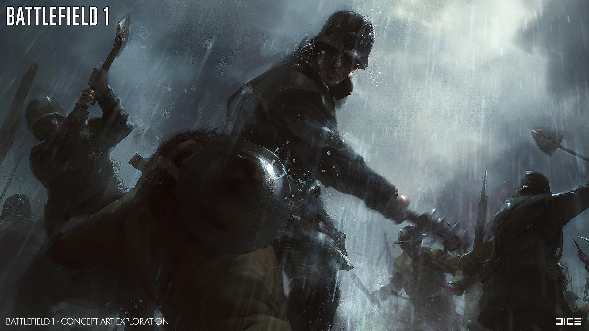 Battlefield 1 – TV Serie in Arbeit
