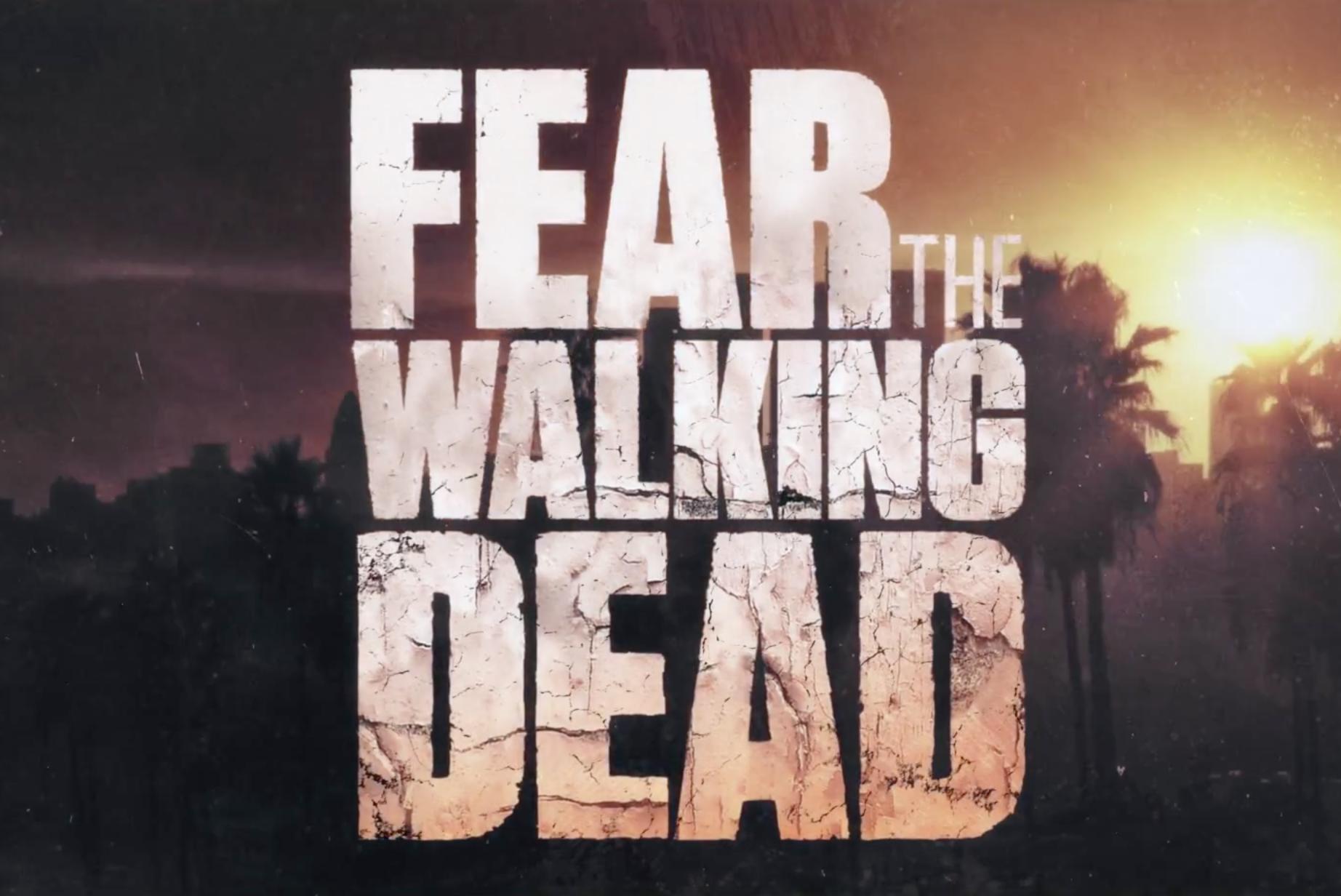 Fear the Walking Dead – Neue Bilder zu 2. Staffel und Comic Con Poster