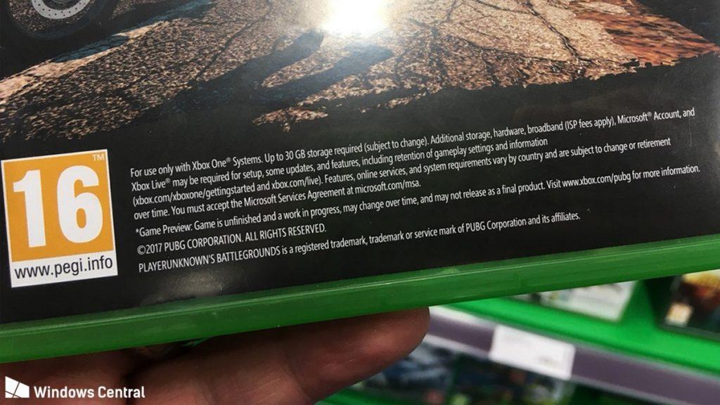 PUBG: Downloadgröße Der Xbox One Version Eingegrenzt