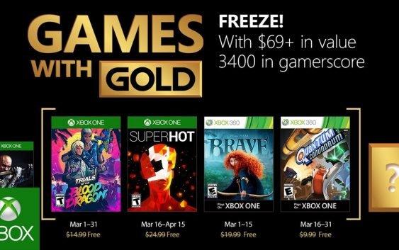xbox gold games februar 2019