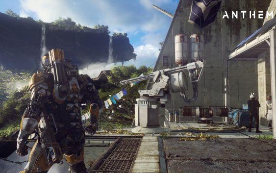 Anthem: Details Zum Fortschrittssystem Für Waffen