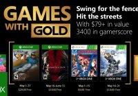 Games with Gold im Mai 2018 enthüllt