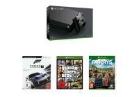 Xbox One X inkl Forza 7, GTA 5 und Far Cry 5 im Angebot (499€)