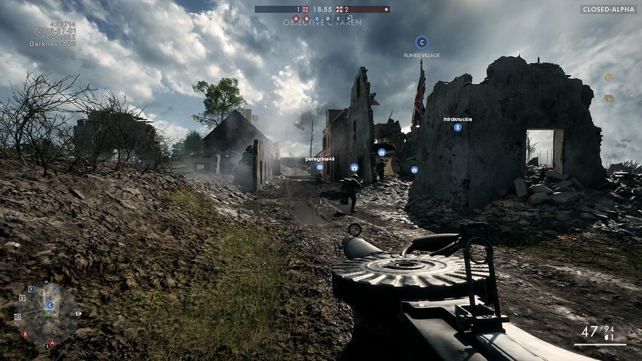 Battlefield 1 – Gameplay Video ohne HUD