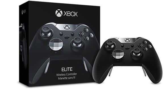 Xbox One Elite Controller bei Saturn für 109€