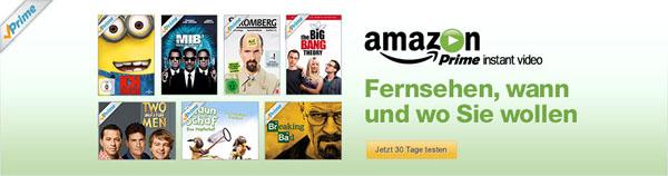 Jetzt Amazon Prime Mitglied werden und tausende Serien & Filme streamen