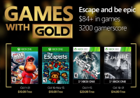 Xbox – Games with Gold im Oktober 2016