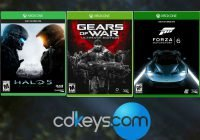Super Deals bei CDKeys mit Forza 6, Halo5 & Gears of War Ultimate Edition
