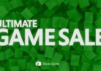 Xbox Live: Countdown zum Ultimate Game Sale