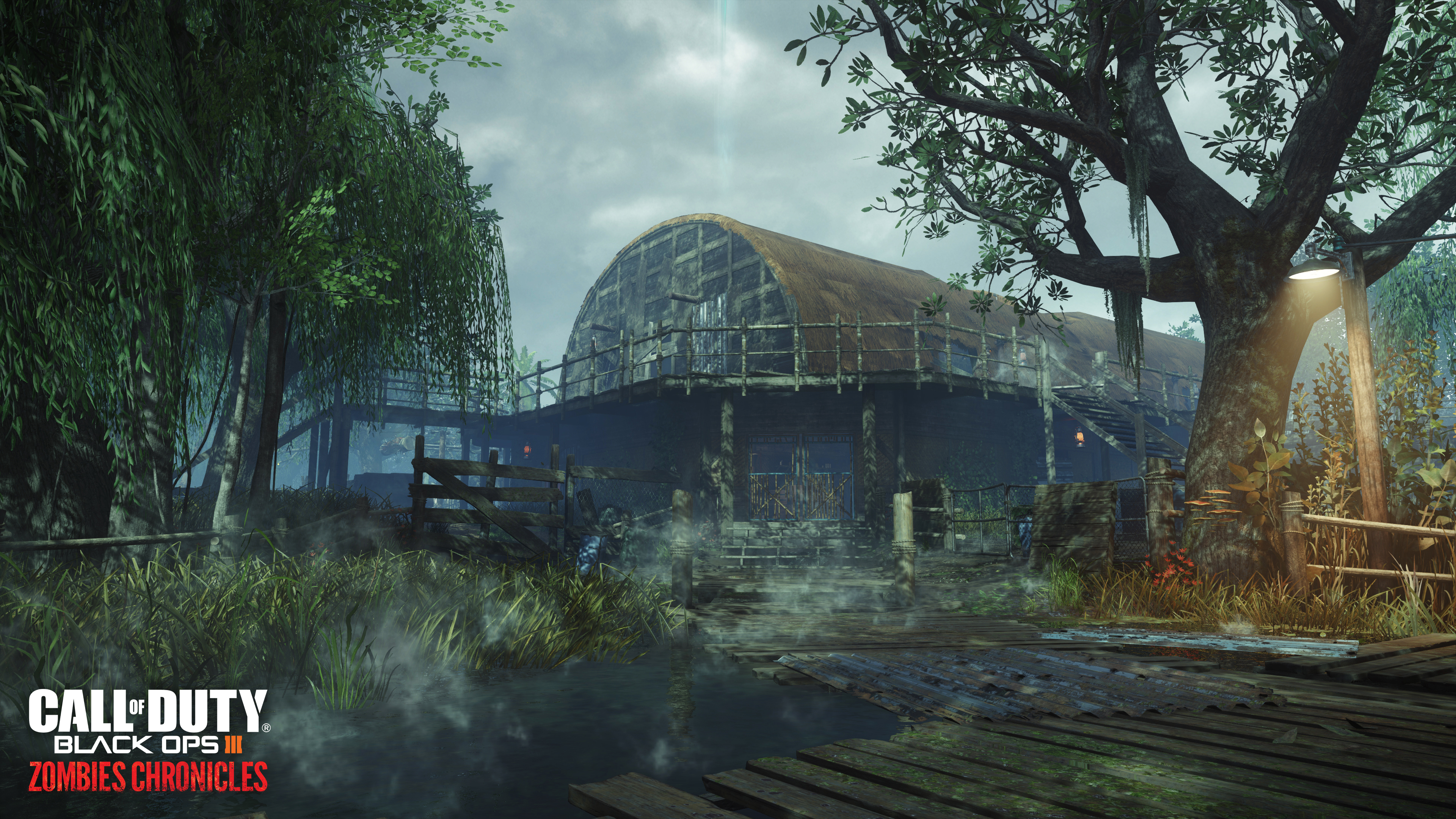 Call of Duty: Black Ops 3 - Zombie Chronicles absofort auf ...