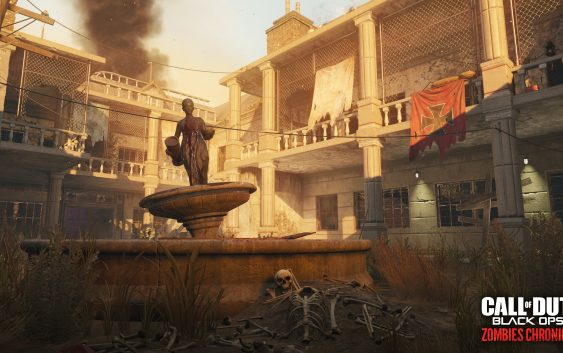 Call of Duty: Black Ops 3 - Zombie Chronicles absofort auf PS4 verfügbar