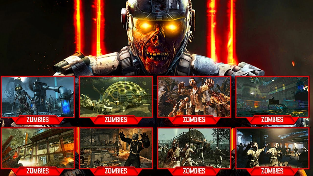 Call of Duty: Black Ops III - Zombies Chronicles Trailer & weitere ...