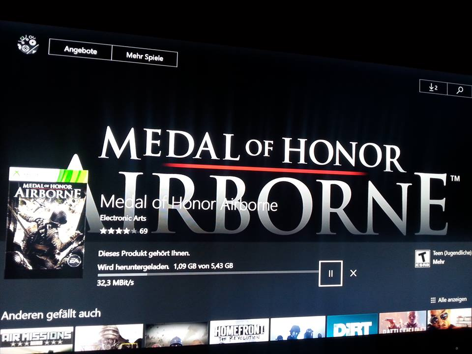 medal of honor airborne uncut herunter laden xbox one. Black Bedroom Furniture Sets. Home Design Ideas