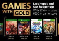 Games with Gold im Juni 2018 enthüllt