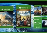 Deals: Far Cry 5 Gold Edition 72€; Xbox Live Gold 12M 38€; Halo5 (16€). PUBG, State of Decay 2 & mehr