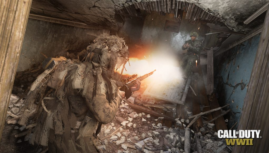 Call Of Duty WW2 review: a blast from the past - Tech News Log