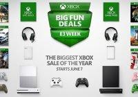 Xbox Big Fun Sale zur E3 – Alle Angebote in der Übersicht