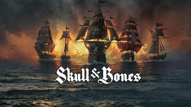 Skull And Bones 2018 Video Game 4k Hd Desktop Wallpaper: Skulls & Bones: Neues Gameplay, Ein Cinematic Trailer