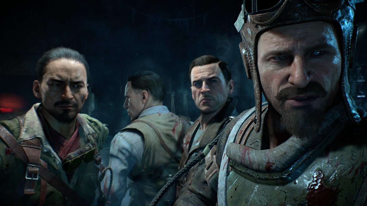Black Ops 4: Blood of the Dead Trailer & Details zur Clified ... on