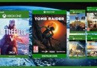 Deals: Battlefield V für 46,54€; Shadow of the Tomb Raider für 43,31€, 12M Gamepass 71€ & mehr
