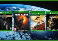 Deals: Shadow of the Tomb Raider 40€; Forza Horizon 4 ab 45€, Fallout 76 für 49€ & vieles mehr