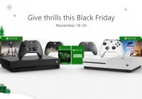 Xbox One Black Friday Sale gestartet; Alle Deals in der Übersicht