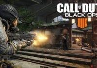 Black Ops 4: Update 1.07 mit Änderungen an Waffenbalance, Gameplay-Verbesserungen, Fix für Zombie Modus & mehr