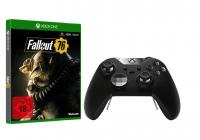 Deal: Xbox One Elite Controller & Fallout 76 für 111€