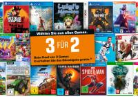 Saturn Angebote: Konsolen, Controller, Spiele 3 für 2, 4K TVs & mehr