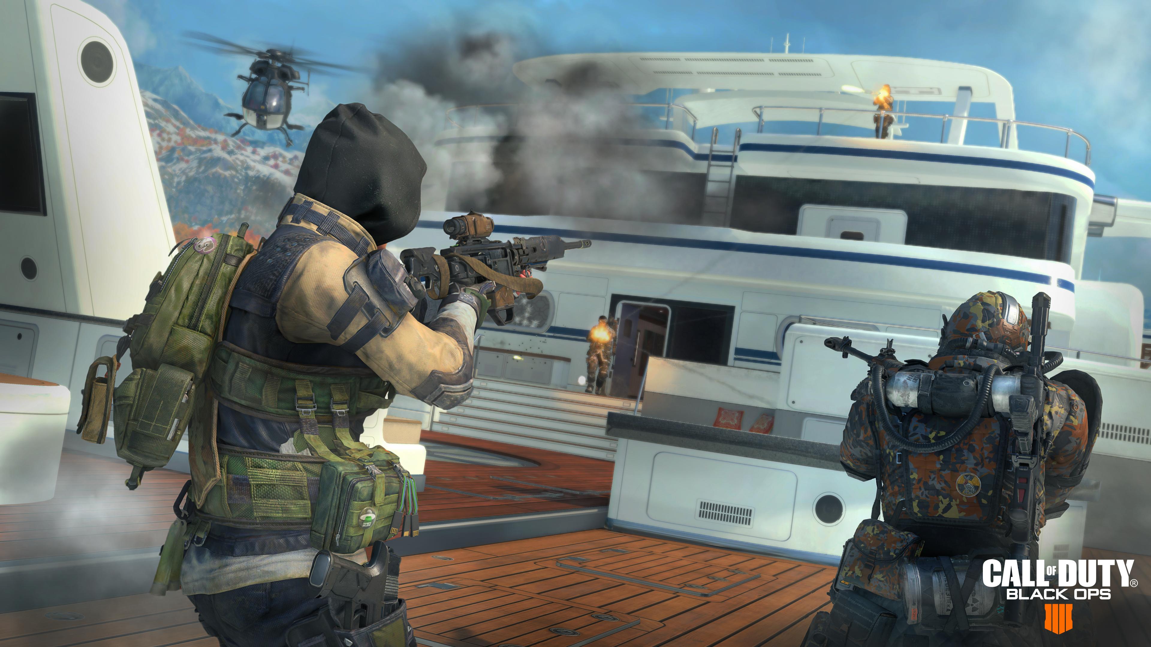 Black Ops 4: Update 1 10 mit Balanceanpassungen für Zero