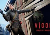 """Vigor: Content-Update 0.7 """"Breach"""" ab sofort verfügbar; Trailer & Infos"""