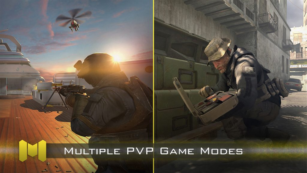 Call of Duty: Free-2-Play Mobile Game mit Charakteren & Maps aus MW Call Of Duty Free Maps on