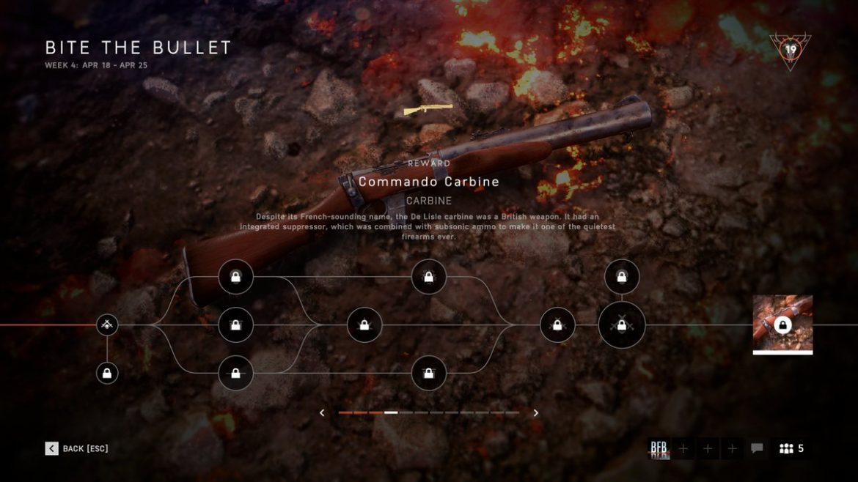 """Battlefield V: Neuer Modus """"Grind"""", """"Commando Carbine"""" für Medic, Duos für Firestorm & Vorschau auf neues Update"""