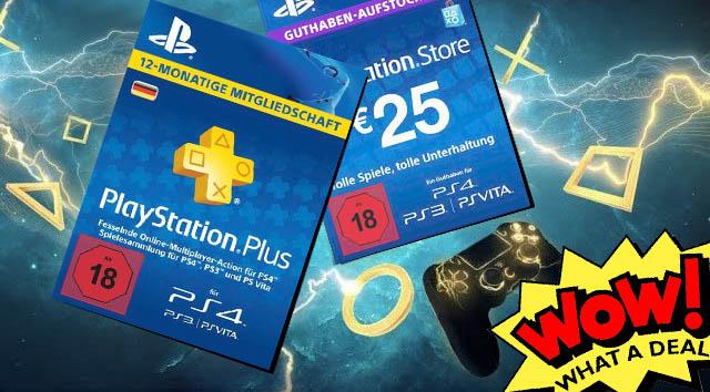 Playstation Plus Karte 12 Monate.Psn Guthaben Ps Plus 12 Monate Prepaid Karten Für Deutsche Konten