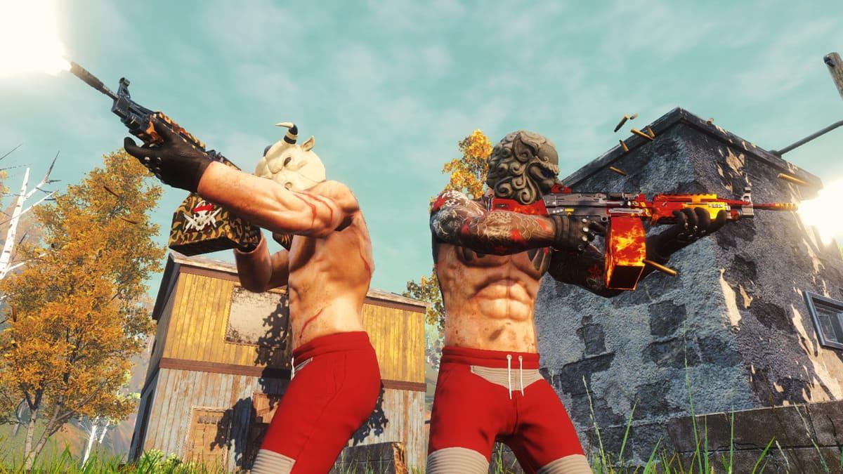 H1Z1: Update auf PS4 bringt neue Kisten, Bugfixes & mehr